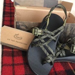 Women's ZX/1 Classic Avocado Static Chaco shoes
